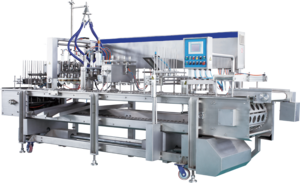BG Linear Automatic Filler